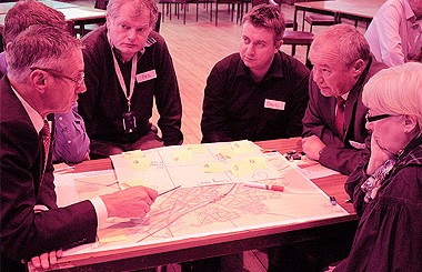 Mapping Community Assets in Maybole